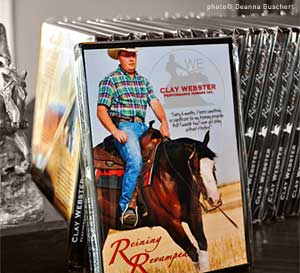 Reining Revamped DVD